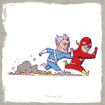 Little Friends - Flash and Quicksilver