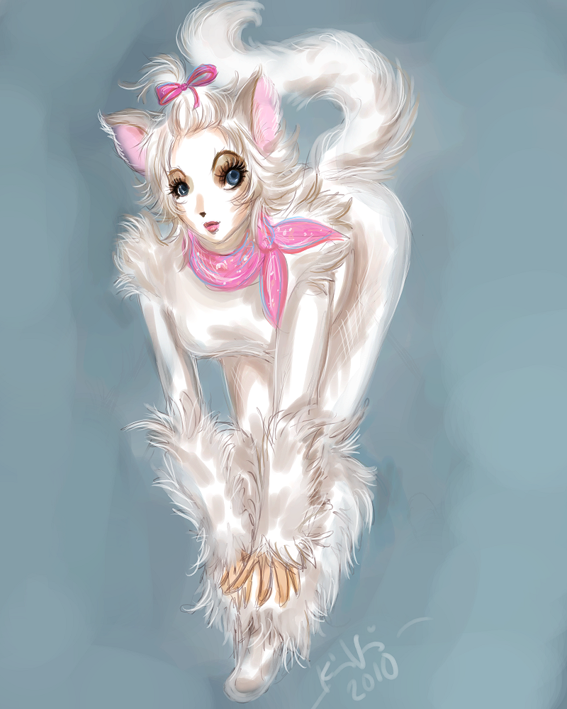 Aristokitten by printscreen-kii