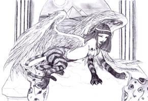 The Waking Sphinx