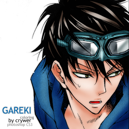 Karneval 04: Gareki by Ayato-san
