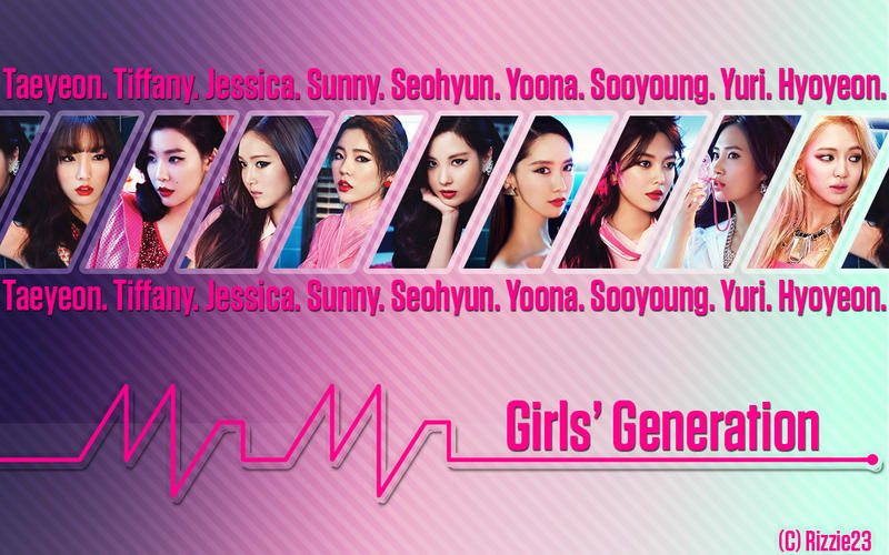 Girls Generation Mr Wallpaper By Rizzie23