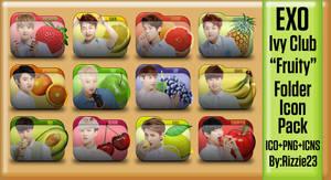 EXO Ivy Club Fruity Folder Icon Pack