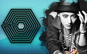 EXO M Tao's Overdose Wallpaper by Rizzie23