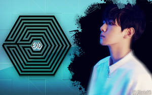 EXO K Baekhyun's Overdose Wallpaper by Rizzie23