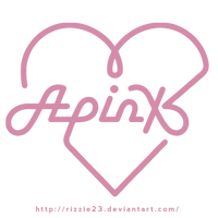 Apink New Logo Version 1 by Rizzie23