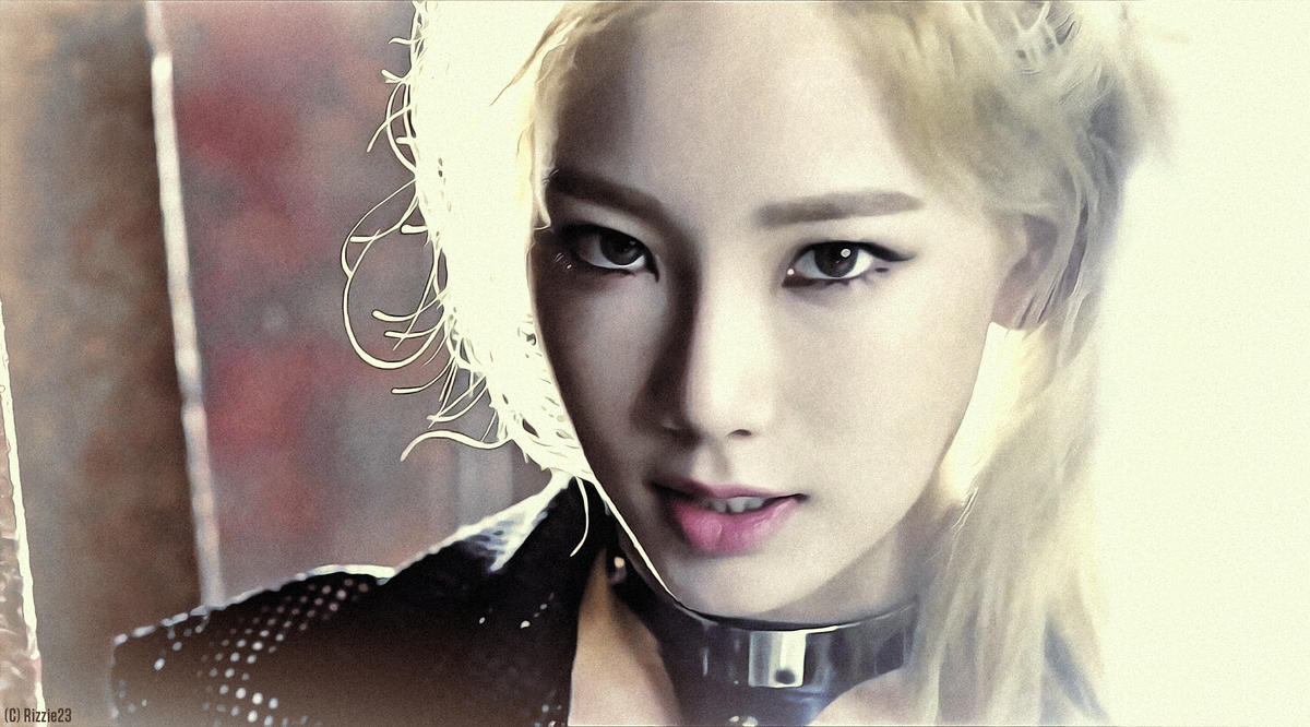 Taeyeon walls Taeyeon_you_think_wallpaper_2_by_rizzie23-d969tey