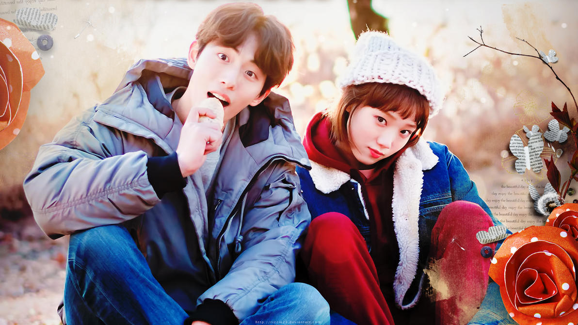 Weightlifting Fairy Kim Bok Joo Wallpaper By Rizzie23