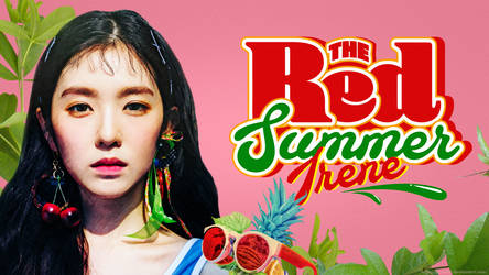 Irene The Red Summer Wallpaper