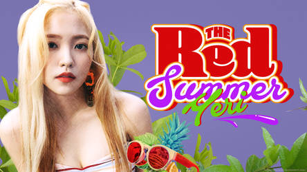 Yeri Red Summer Wallpaper