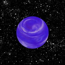 Stormy Planet I
