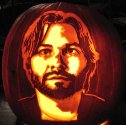 Gordon Keith Portrait by pumpkinsbylisa