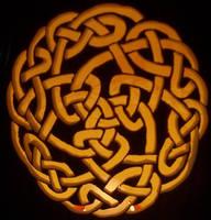 Celtic Knot by pumpkinsbylisa