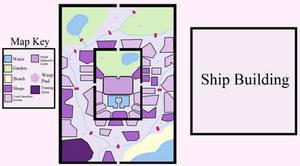 SUOC - Purple Diamond's Court Map