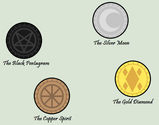 SVTFOE - The Diamman Coins