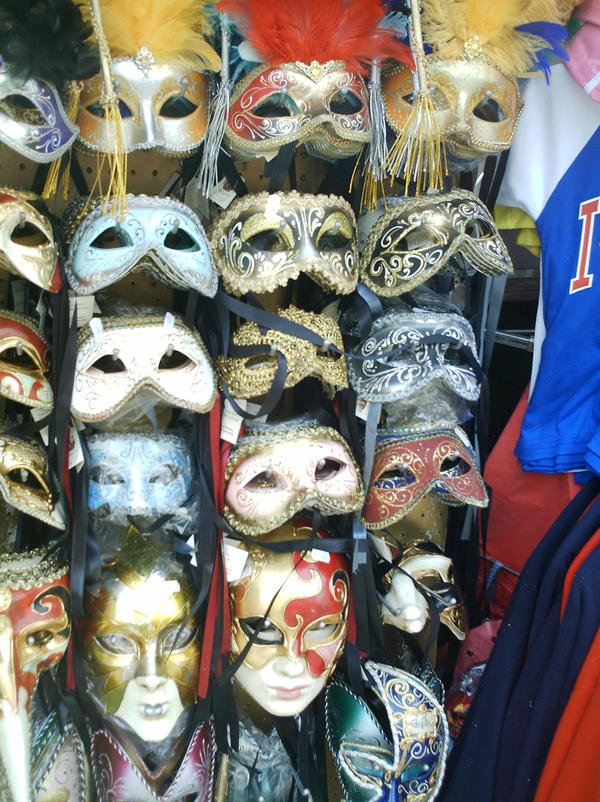 masks by amateras11