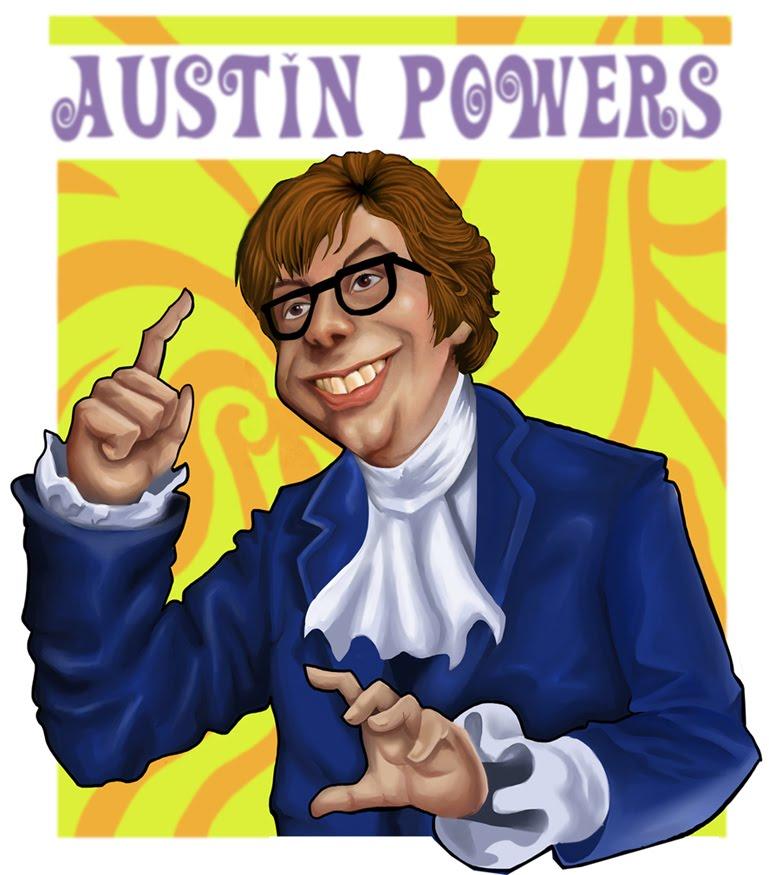Austin powers austin powers by rafaelfreitas