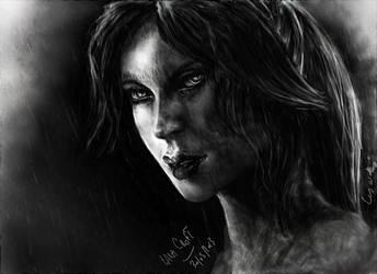 Lara Croft by cywkis