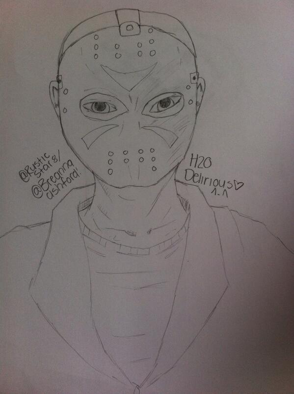 H2O Delirious by  H20 Delirious Drawing