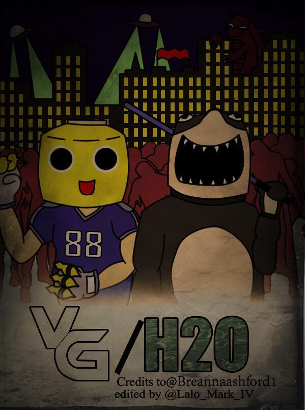H2O Delirious  edited  by  H2o Delirious Wallpaper
