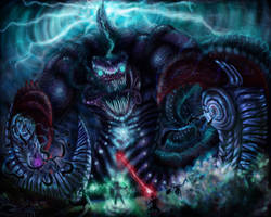 Beware Deep Waters by ForeverZeroDragon