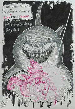 Inktober 2020 - Day #1 (and more....)