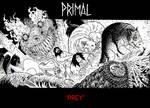 PRIMAL - PREY - Inktober Day 4 first Bonus Prompt