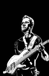personal heroes:tim commerford