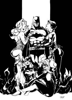 Bats and Butts
