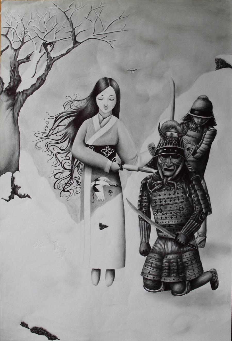 samurai by gentecita