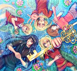 Guardians of the Sunrise by Gokiru
