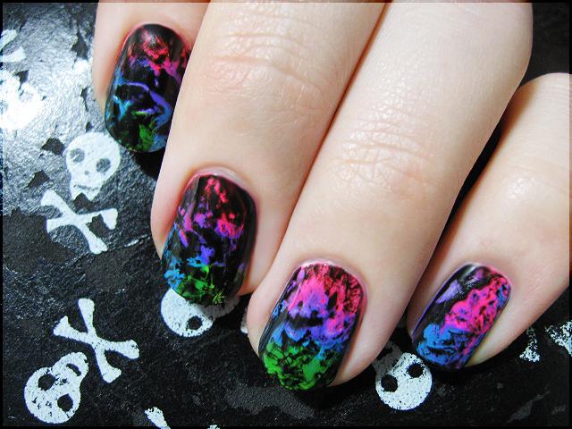 Rainbow Grunge by Alchemical