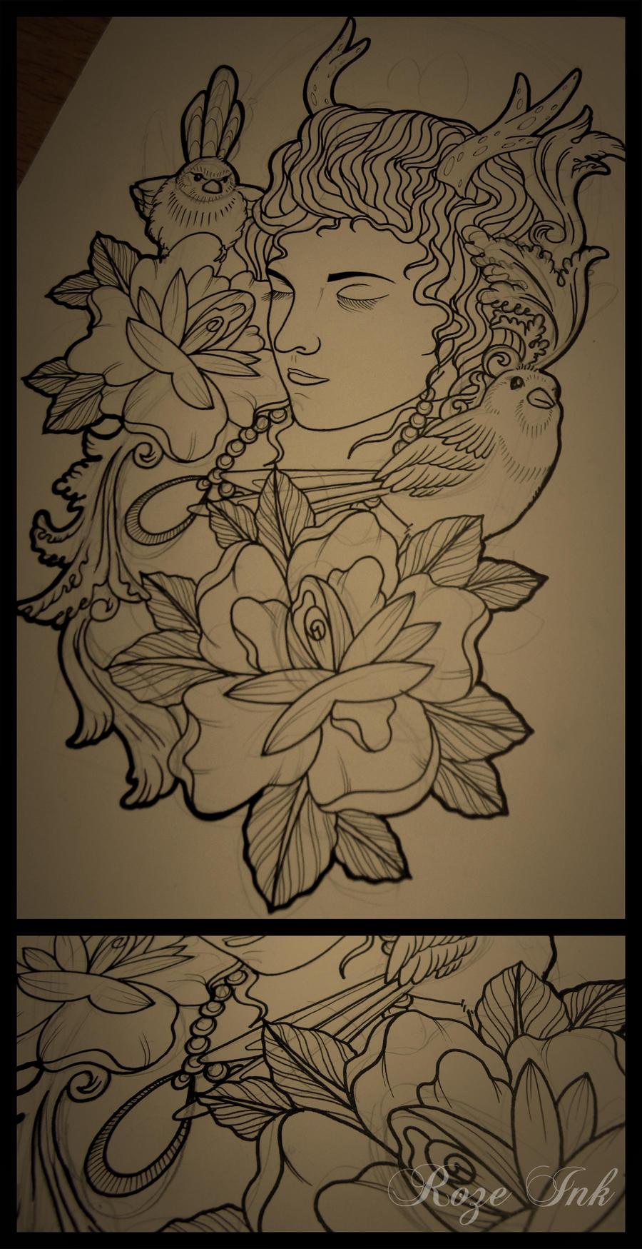 Design for Orlijs by rozeink