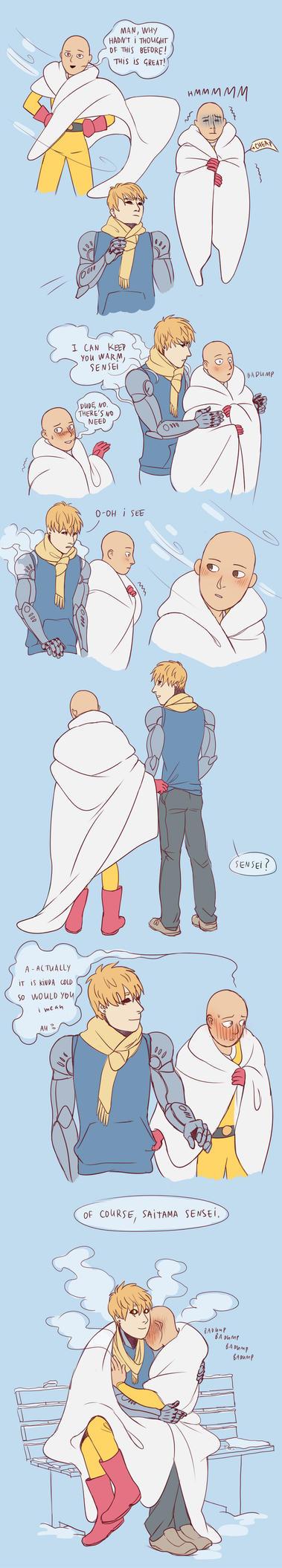 the blanket by jen-sa