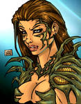 Witchblade color 2