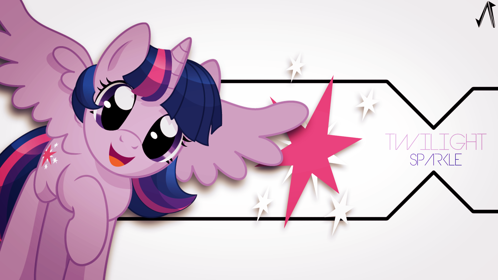 Princess of Friendship by JustaninnocentPony