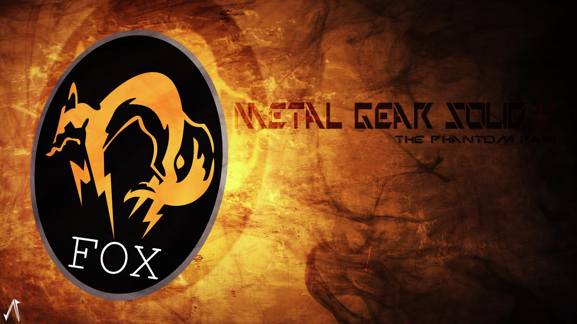 Metal Gear Solid V The Phantom Pain By Justaninnocentpony