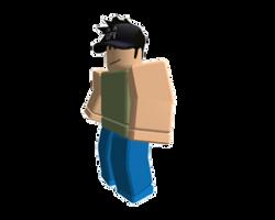 My ROBLOX Character Render! by DarkGelitan