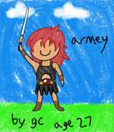 Armey by grandcross