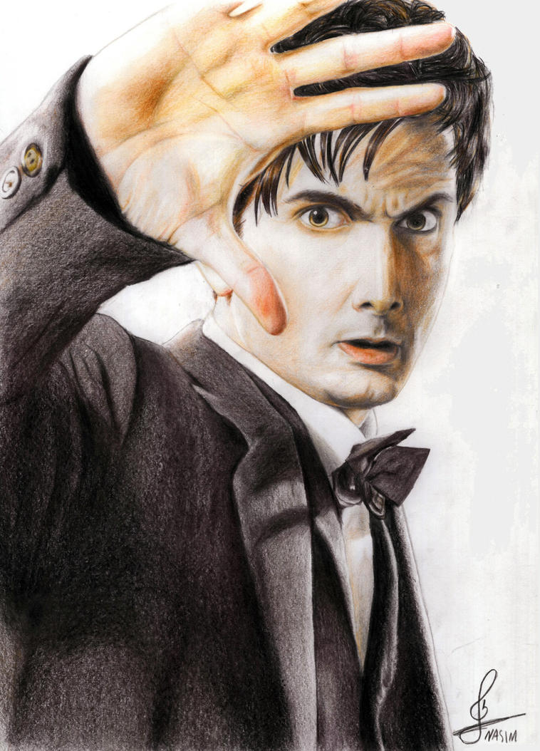 The Doctor by ColorfulGuitar