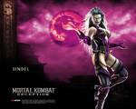 Mortal Kombat Deception Sindel