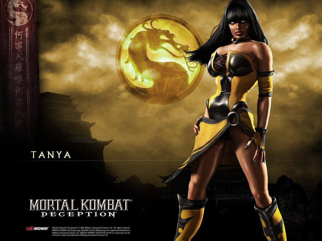 Theory On Tanya S Skin Color Mortal Kombat X