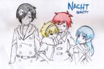 Nacht Quartet by Fantashii