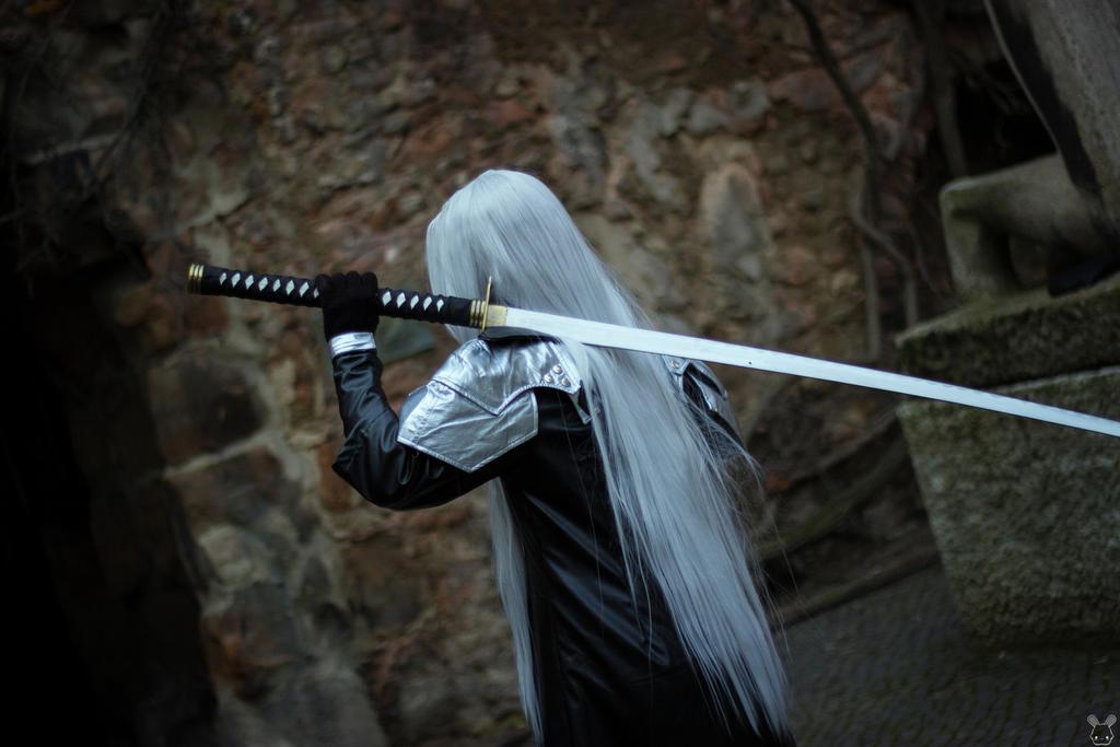 Sephiroth by HizumiTheLittleDevil
