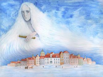 Dance of Winter by sergusoid