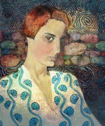 Portrait by sergusoid