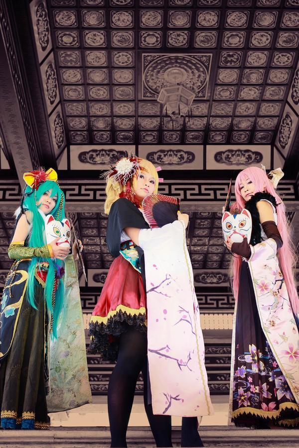 Setsugetsuka -Reverse ver by MinGII