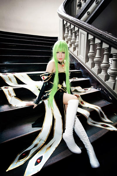 Code Geass R2- C.C by MinGII