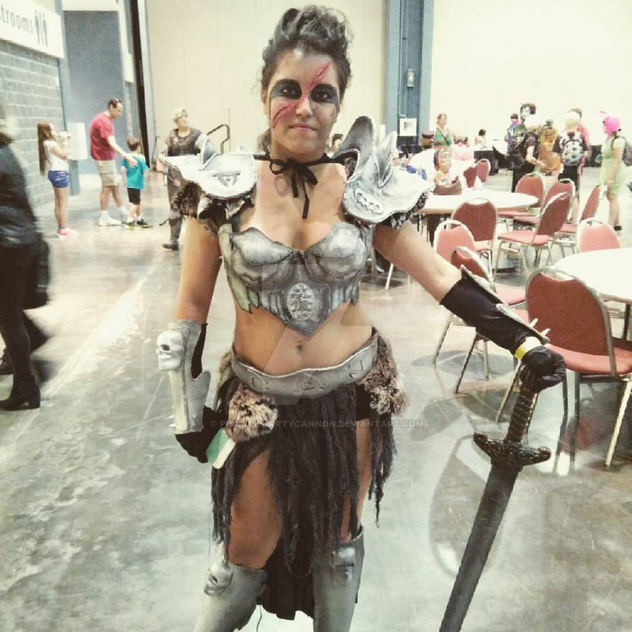 2016 skyrim cosplay for palmcon - west palm beach