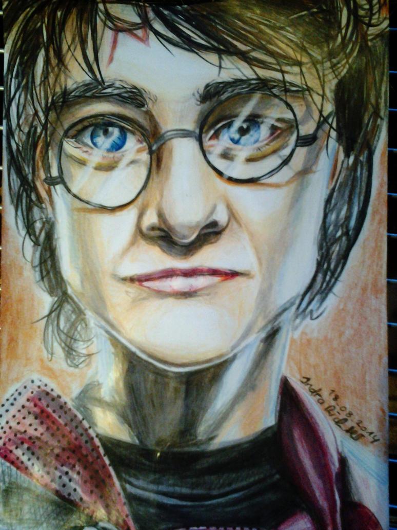 Harry Potter by Sadako-26