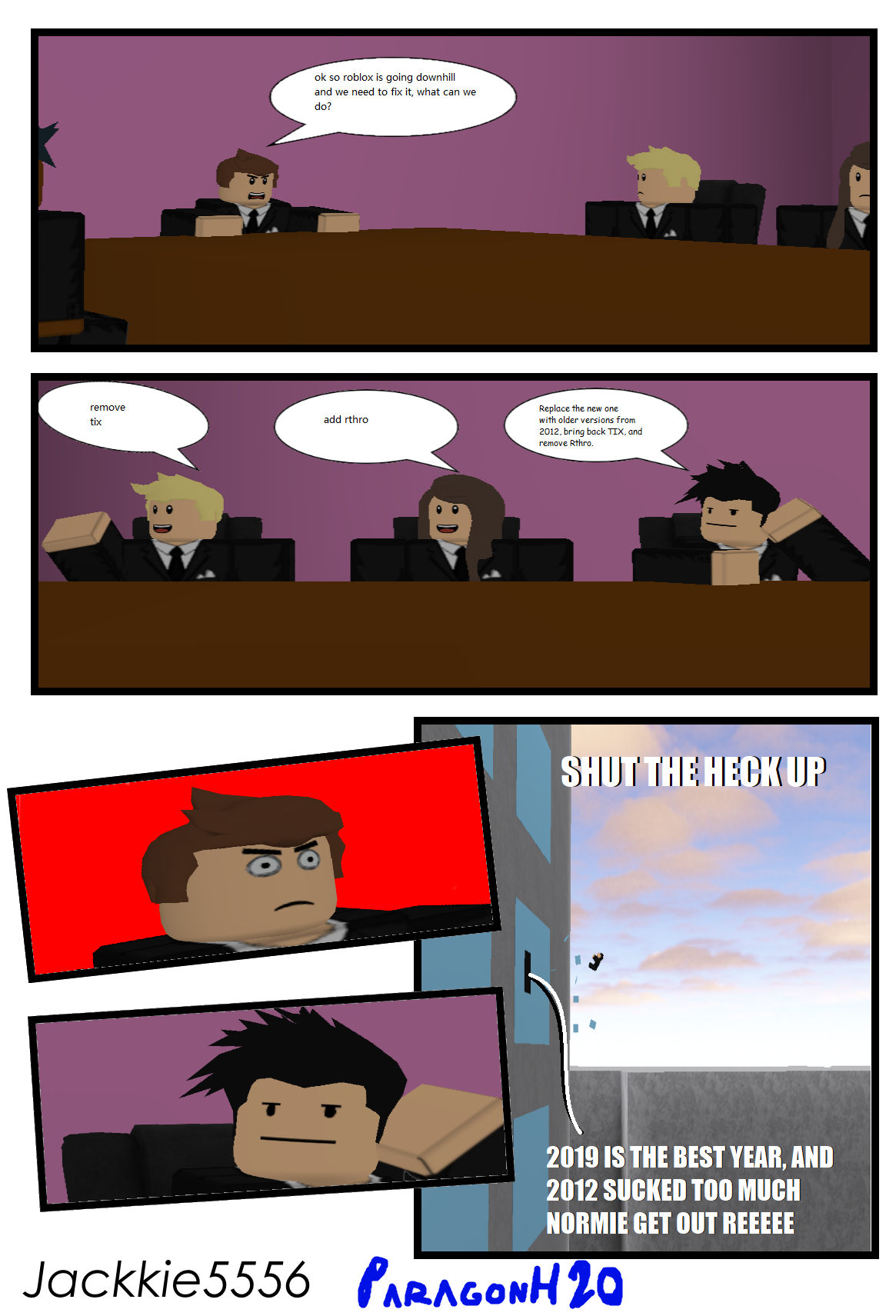 Why The New Roblox Is Crappy But 2012 By Paragonh2o On Deviantart